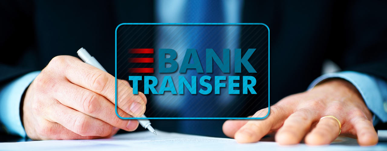 OTB Bank Wire Transfer Deposits