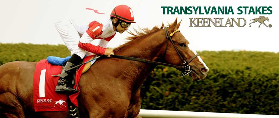 Watch the 2016 Transylvania Stakes at Keeneland