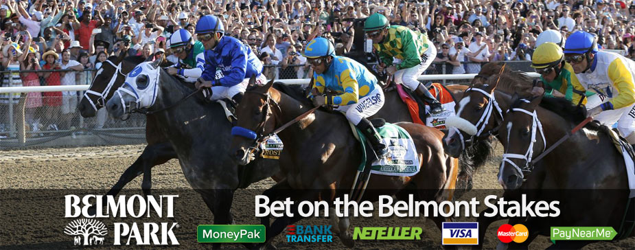 Bet the 2017 Belmont Stakes Online