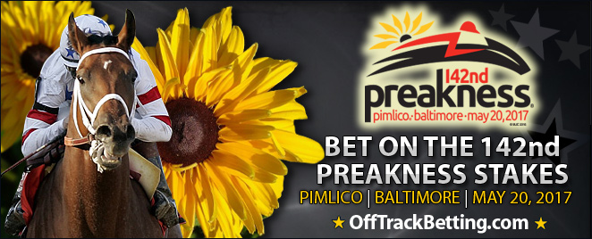 Bet the 2017 Preakness Stakes Online