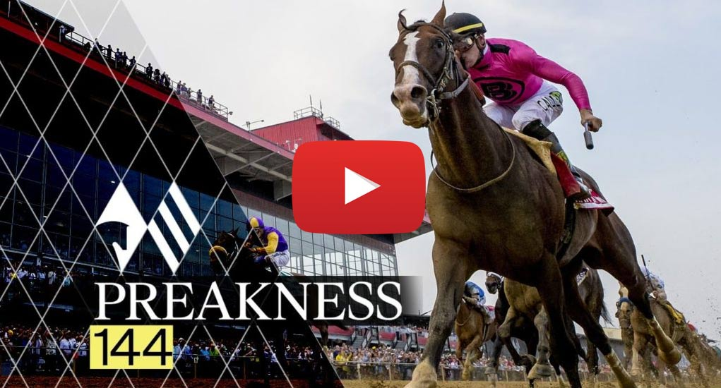 2019 Preakness Stakes Replay