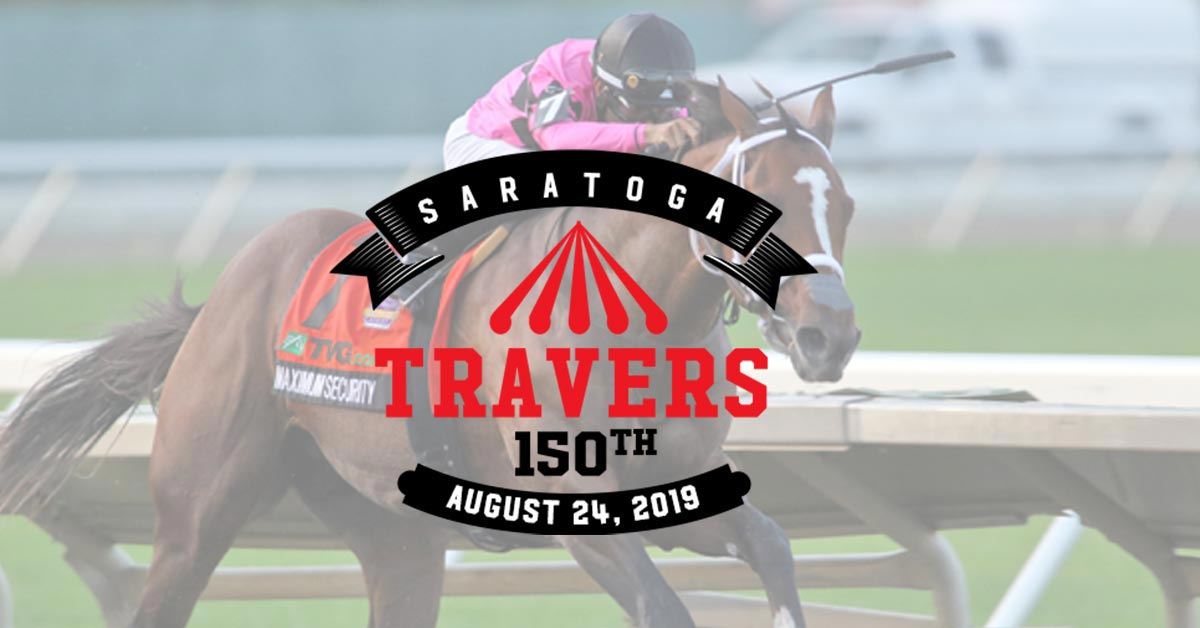 2019 Travers Stakes Contenders & Odds