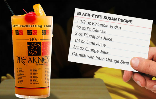 Black-Eyed Susan Drink