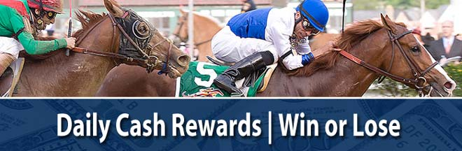 Horse Racing Cash Rewards