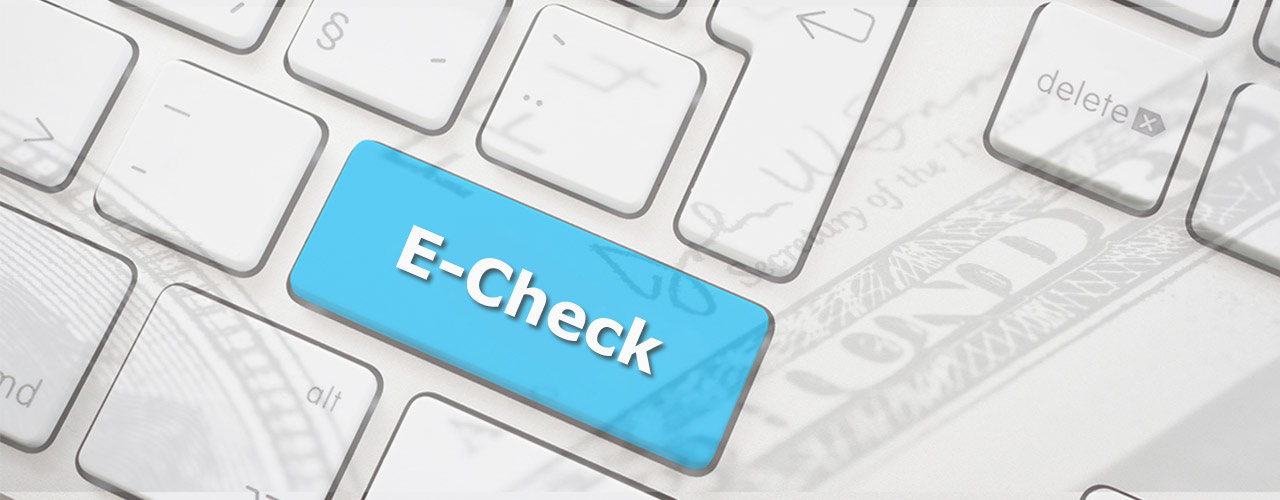 E-Check OTB Account wagering funding