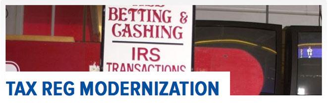 Horse Racing Betting Tax Regulation