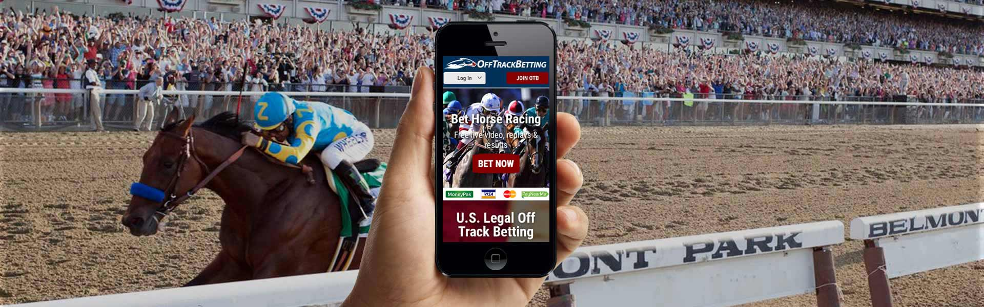 Horse Betting Online with OTB