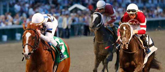 Horse Racing Results | Today's OTB Results