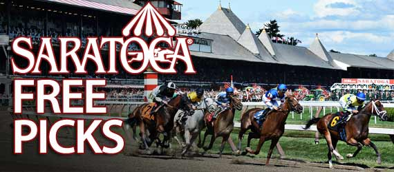 Saratoga Free Picks