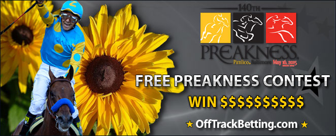 2015 Preakness Stakes Contest