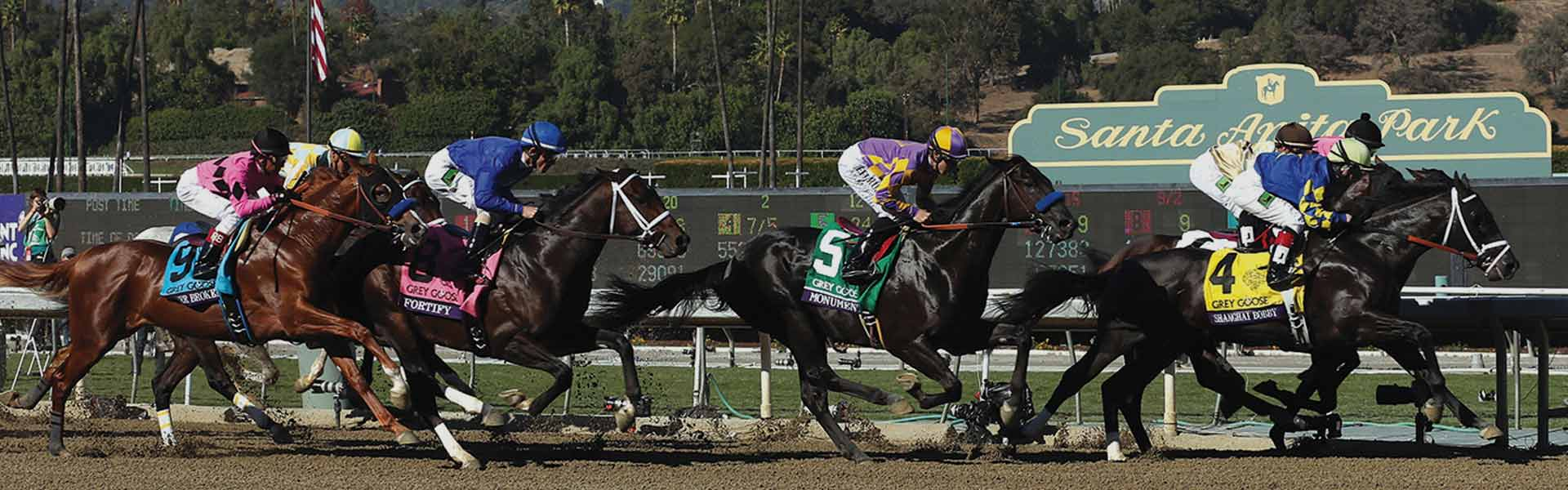 Free Santa Anita Picks | OFF TRACK BETTING