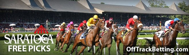 Free Saratoga Picks | OFF TRACK BETTING