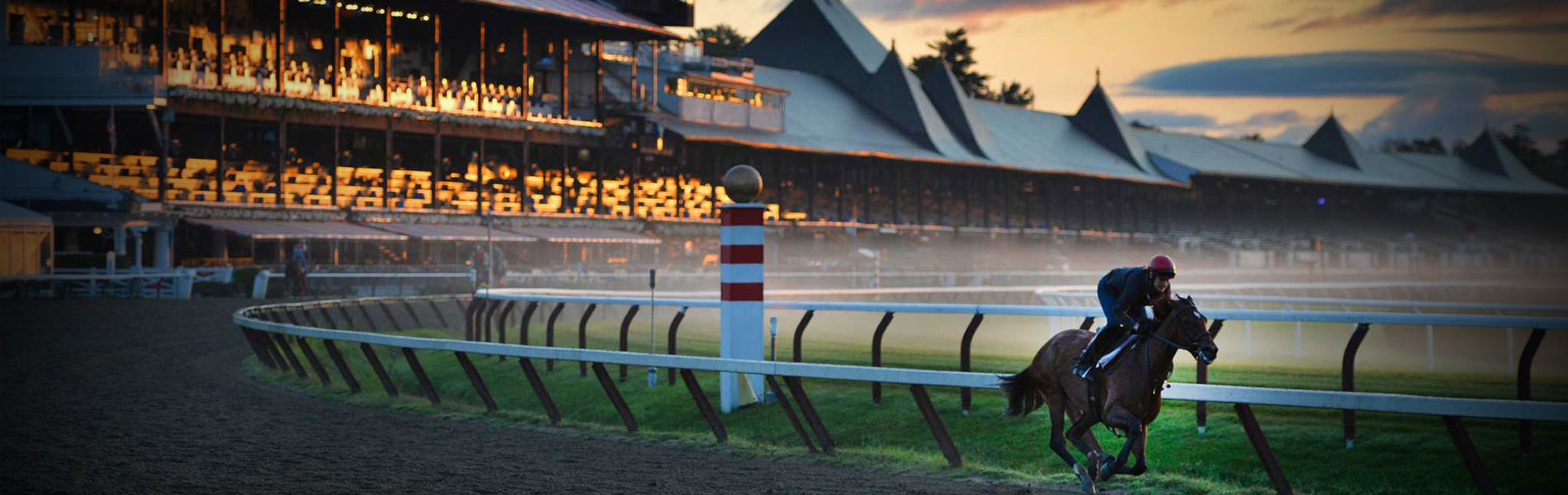 Saratoga Horse Betting