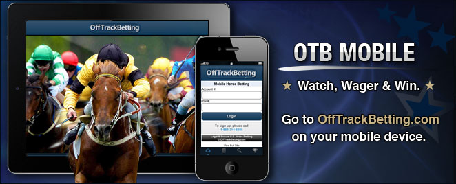 OTB Mobile Wagering