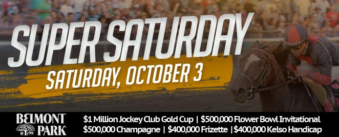 OTB Belmont Super Saturday