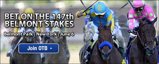Belmont Stakes OTB
