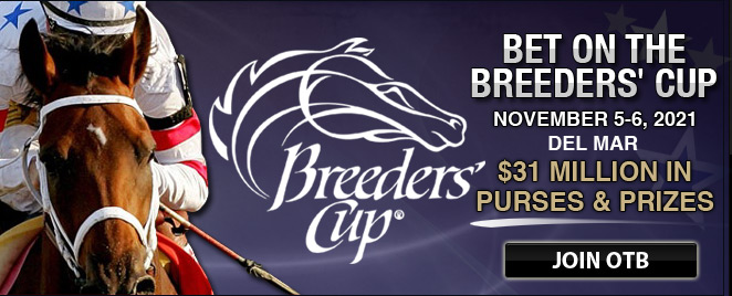 Bet the 2016 Breeders' Cup Online