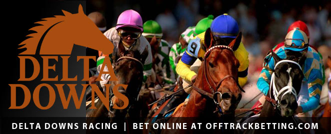 Delta Downs Horse Betting