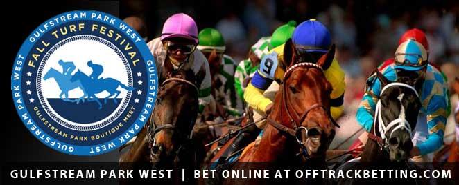 Bet Gulfstream Park West Horse Racing At Offtrackbetting
