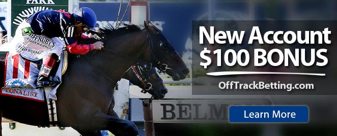 Belmont Park Online Betting