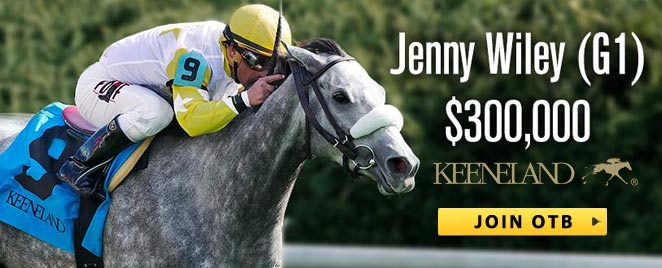 Bet Jenny Wiley Stakes OTB