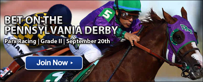 Pennsylvania Derby 2014 OTB