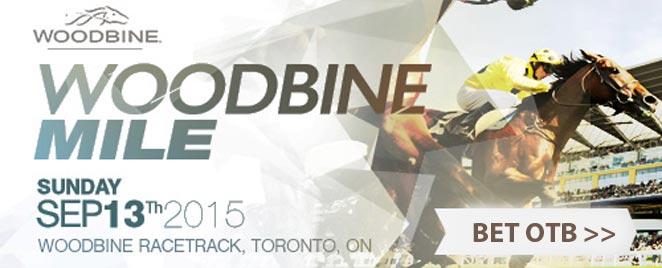 Woodbine Mile Stakes OTB